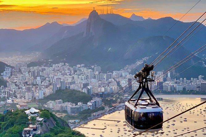 Airport Layover Sightseeing Rio de Janeiro City Tour - Rio de Janeiro