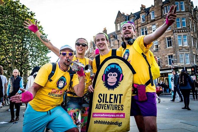 A Silent Disco Adventure in Newcastle