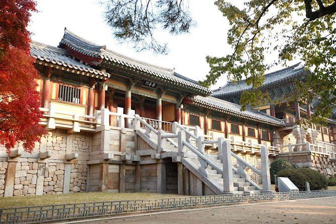5 Day Essential Tour for Korea's past and present(Seoul, DMZ, Gyeongju, Busan)