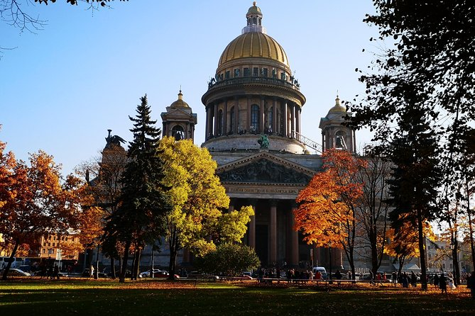Three day private tour in St Petersburg-shore excursion
