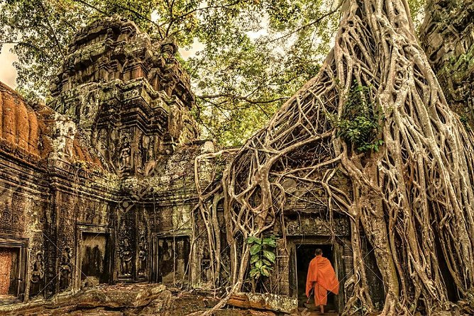 Beng Mealea and Rolous Group temple