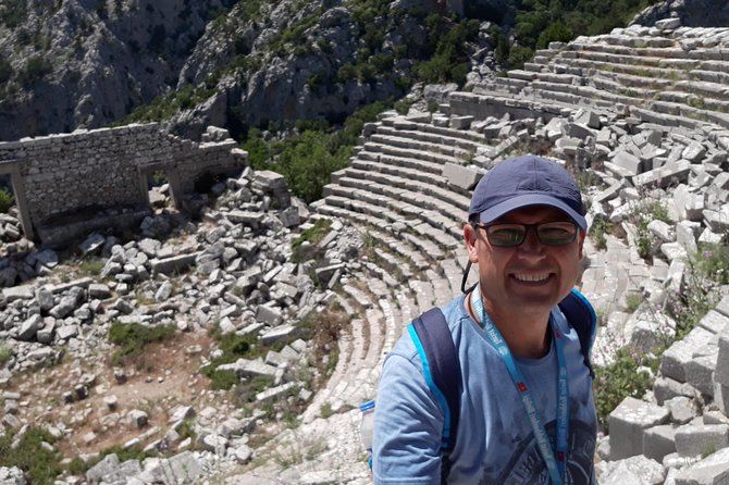 Termessos tour with local Arcaeologist photo 6