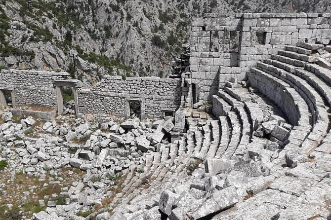 Termessos tour with local Arcaeologist photo 9