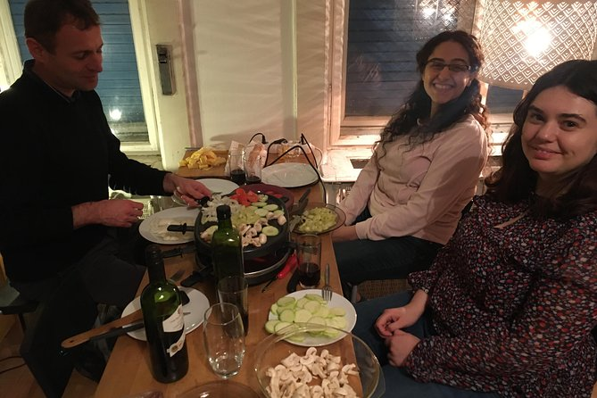 Raclette party photo 4