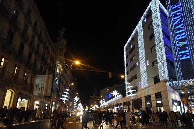 BCN: Christmas walking Tour