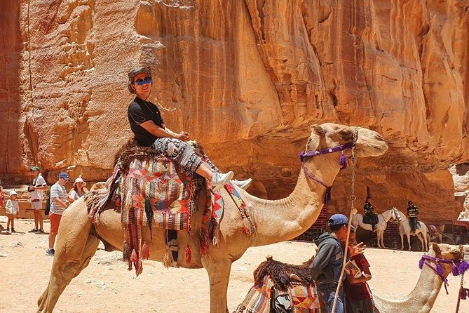 One Day Petra & Wadi Rum for 2 Travelers photo 3