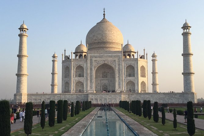 Golden triangle - accompanied 5-day budget tour