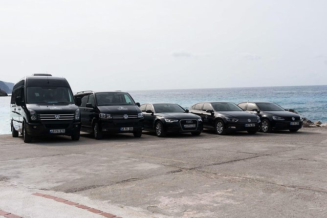 Private Airport Transfers: From Sarigerme to Dalaman Airport