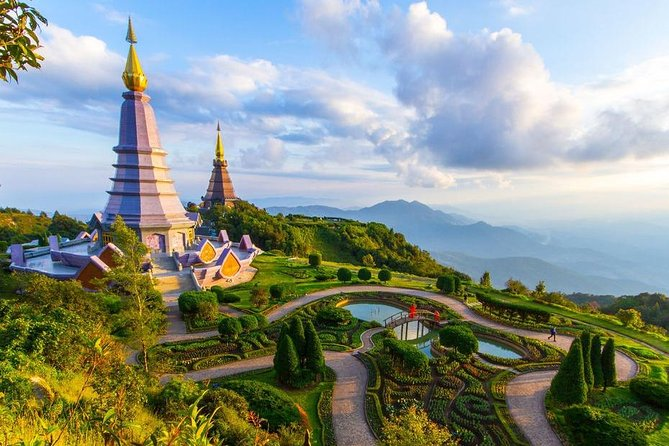 Doi Inthanon National Park Small Group Full Day Tour