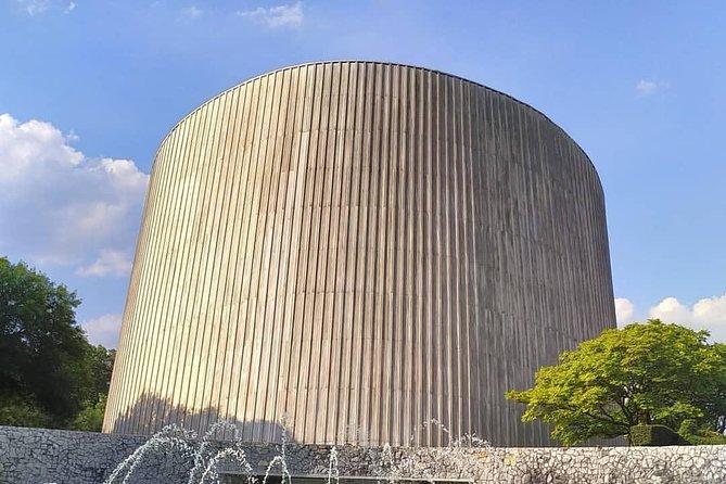Transfer Monterrey Planetarium ALFA