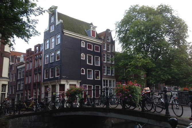 Amsterdam: Museum, Foodmarket and Walking City tour in 5 hours