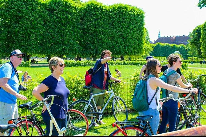Munich 1.5-hour City Highlights Bike Tour
