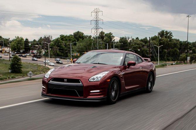 Nissan GT-R 24 Hour Rental
