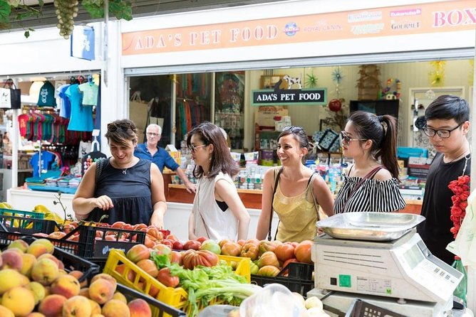 Roman foodie paradise market tour and food walk