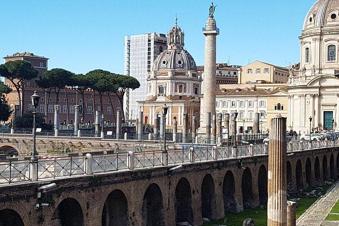 Tour in Rome, full day