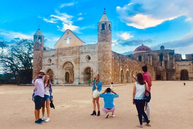 All inclusive:Monte Alban,Arrazola, Cuilapam,ex convent,San Bartolo Coyotepec