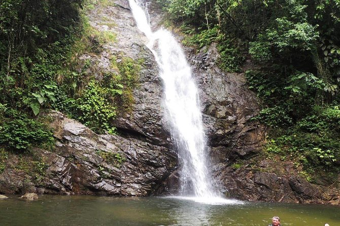 Experience Huge Waterfall, Historical Fijian Handicraft Village & Coastal City