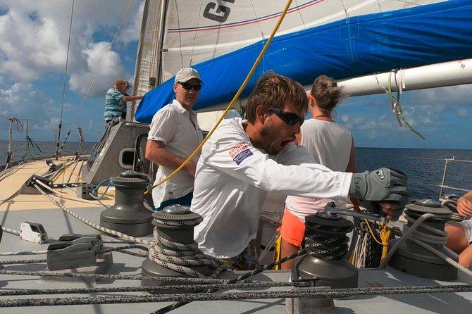 2.5 Hrs Adreno Sailing + 1 Hr Drink and Swim