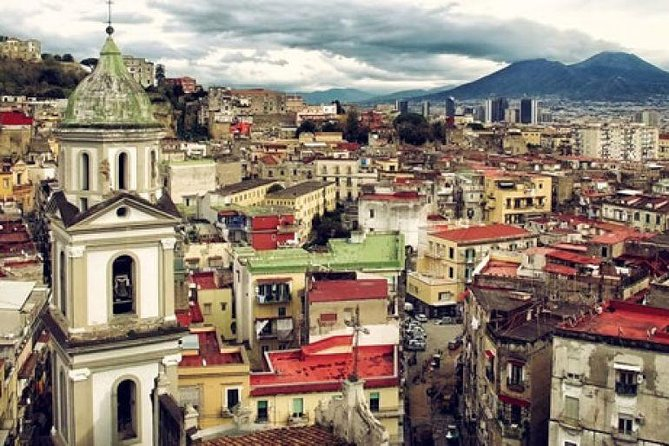 The human archive of Naples and the Rione Sanità