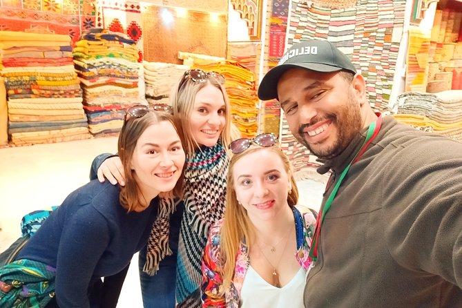 Guided Walking Tour of Marrakech