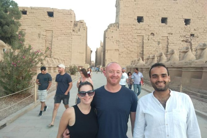 Luxor antiquities lovers full day tour West and East Bank with lunch