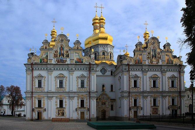 Riddles and Mysteries of Kiev-Pechersk Lavra