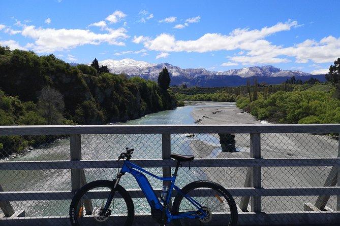 Full & Half Day Premium E-Bike Hire (Giant Fathom E+3 - 2020 model)