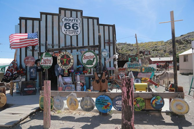 1-Day Hoover Dam - Lake Mead - Oatman Ghost Town Tour