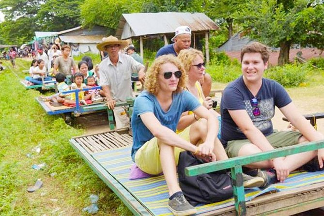 Full Day Tour from Siem Reap - Bamboo Train, Killing Cave & Sunset