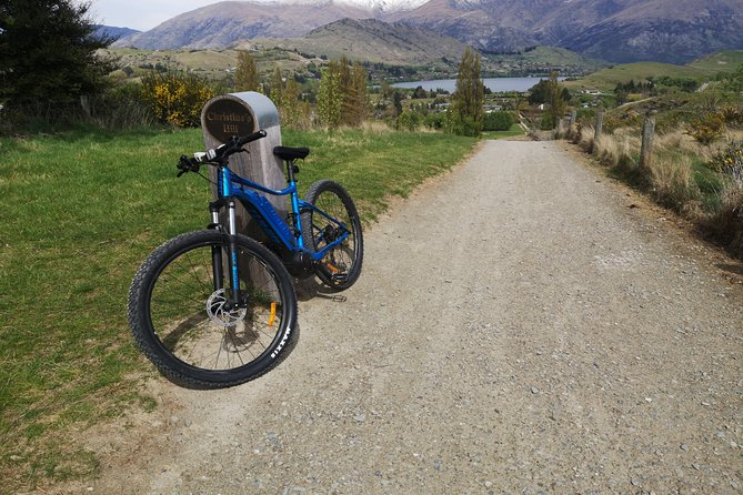 Electric Bike Rental in Queenstown