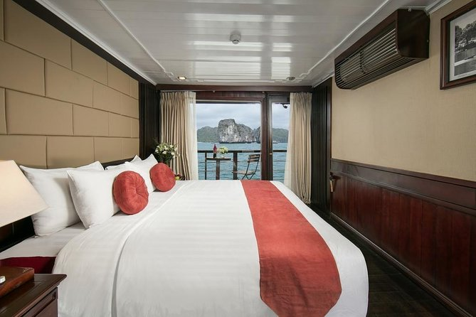 Majestic Legend Cruise - Ha Long Bay 3 Days 2 Nights