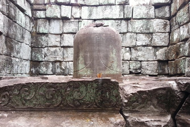 Private Tour to Beng Mealea and Koh Ker photo 9
