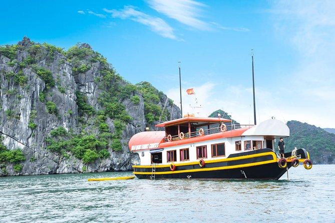 Ha Long Bay – Lan Ha Bay 2Days Cruise