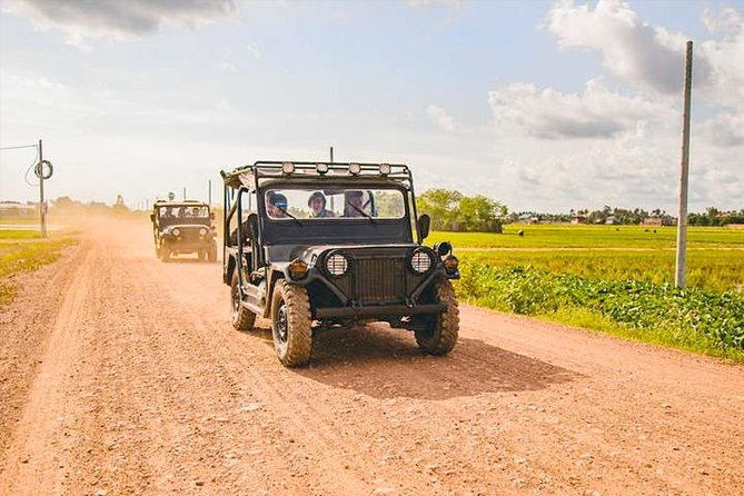 Siem Reap Countryside Discovery: Jeep Tour