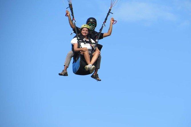 Best Paragliding Tandem Kuta Lombok