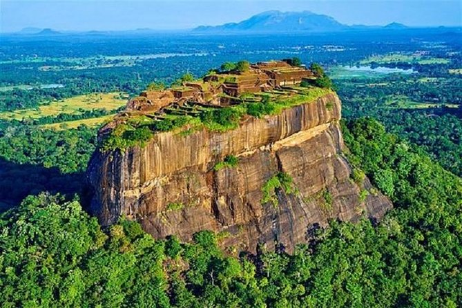 Sigiriya Rock & Dambulla Cave Temple Day Tour From Induruwa