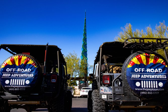 Scottsdale City Jeep Tour photo 1