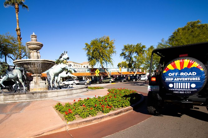 Scottsdale City Jeep Tour photo 4