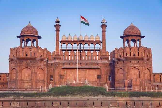 Half day city tour of Old Delhi