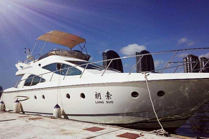 Suolang Yacht Sanya at Hongzhou Pier