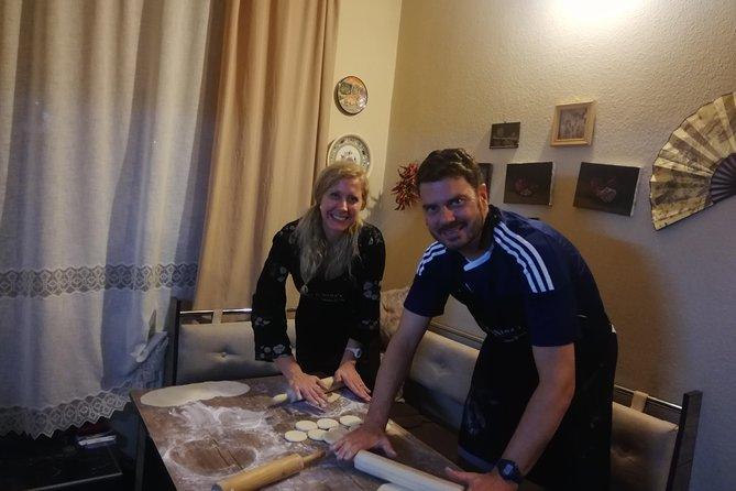 Maia and Nina's Magic Kitchen in Tbilisi Georgia