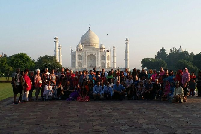 Overnight Agra with Taj Mahal visit and drop at Delhi Airport next day