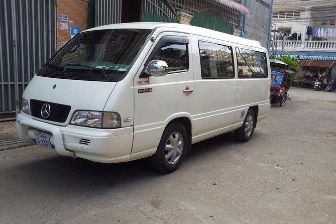 Pick Up/Drop Off by Mini-Van