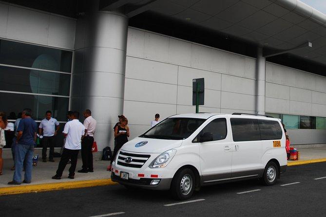 Liberia Tamarindo Airport Shuttle, ONE WAY