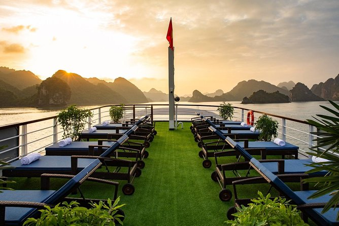Luxury Day Tour into Ha Long Bay- Lan Ha Bay ( Highway Transfer -Buffet Lunch) photo 11