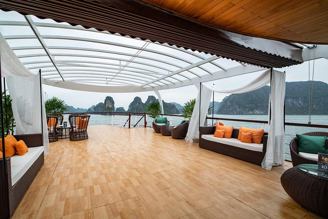 Luxury Day Tour into Ha Long Bay- Lan Ha Bay ( Highway Transfer -Buffet Lunch) photo 13