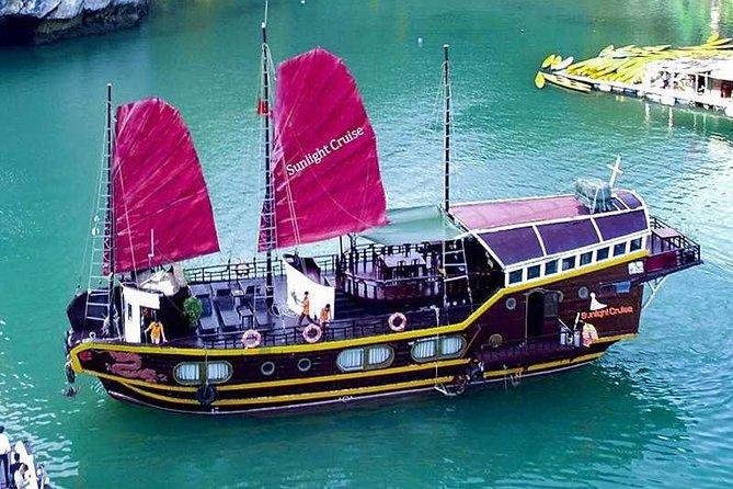 Sunlight Boutique Cruise 3* - Lan Ha Bay & Ha Long Bay 2 Days 1 Night Tour