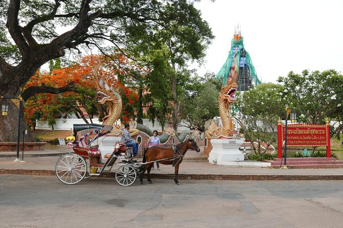 Ancient city of Lampang and the Thai Pony Heritage tour