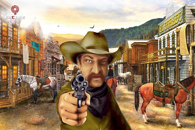 Wild West Gold Strike
