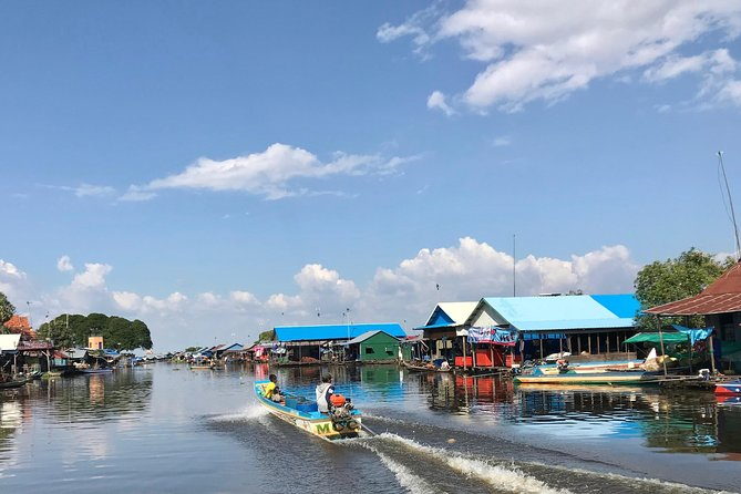 Countryside & Floating Village Jeep Tour (4 hours)